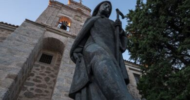 Santa Teresa di Gesù. Oggi la Chiesa ricorda la Grande Teresa d'Avila.