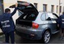 GDF-Confiscati beni per un valore di oltre un milione di euro.