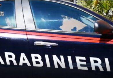 Roma.Carabiniere libero dal servizio fa arrestare una banda di ladri.
