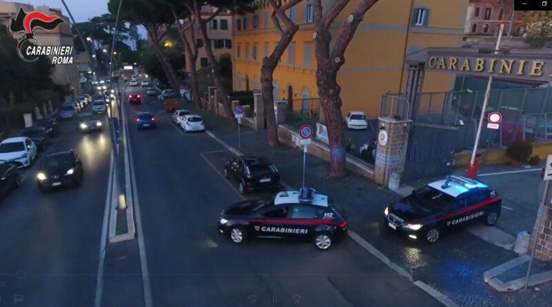 Roma. Terza operazione antidroga in 10 giorni – altri 13 arresti.
