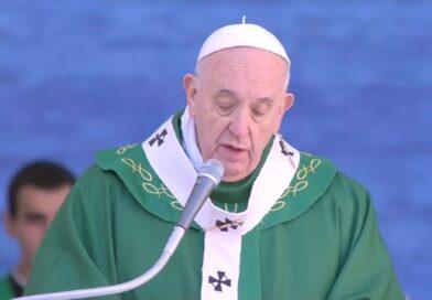 Il Papa a Bari: Amati da Dio, siamo chiamati ad amare; perdonati, a perdonare.