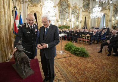 Messaggio del Presidente Mattarella in occasione del 206° anniversario di fondazione dell'Arma dei Carabinieri
