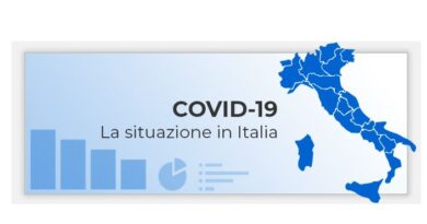 Coronavirus: le persone positive in Italia sono 12482