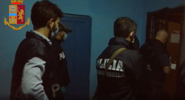 Roma. Sgominata organizzazione di spaccio:12 arresti-VIDEO-