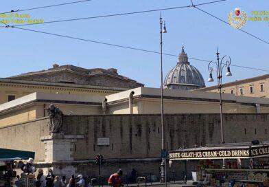 """Roma.Operazione """"Monsone"""" racket bancarelle:18 arresti- VIDEO-"""