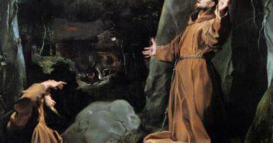 17 settembre: anniversario stimmate di San Francesco