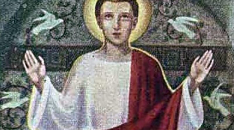 San Mario: il Santo del giorno.